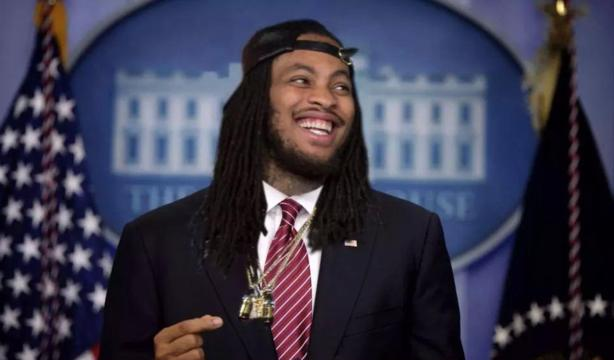 Waka Flocka Hits The Streets Of New York City In New Presedential Campaign Video