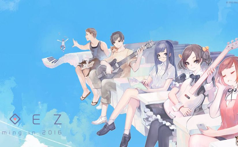 [Video Game Review] [Music Games] VOEZ – Rayark's beautiful FREE Anime music game on iOS &Android