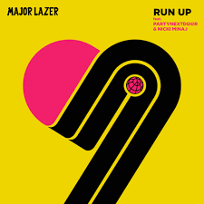 [Electronic/Reggae:] Major Lazer – Run Up (feat. PARTYNEXTDOOR & Nicki Minaj)