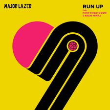 [Electronic/Reggae:] Major Lazer – Run Up (feat. PARTYNEXTDOOR & Nicki Minaj)