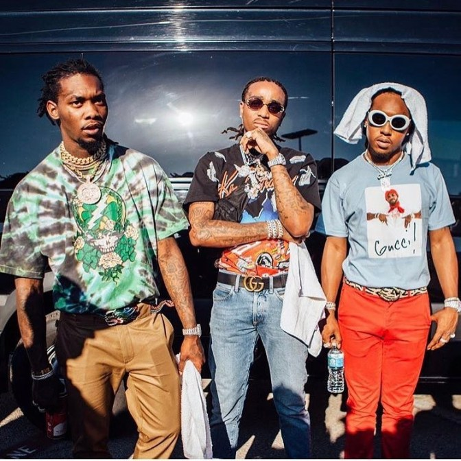Migos Body New Feature On Marshmello's  'Danger'