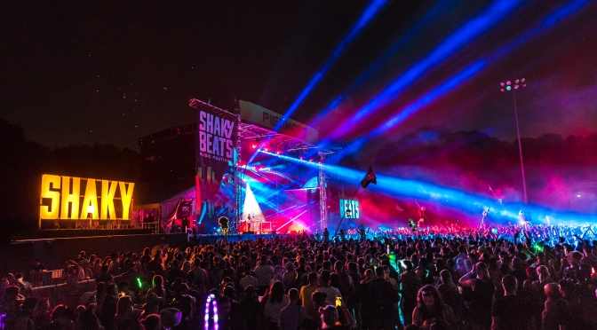 Shaky Beats 2019 Spotify Playlist