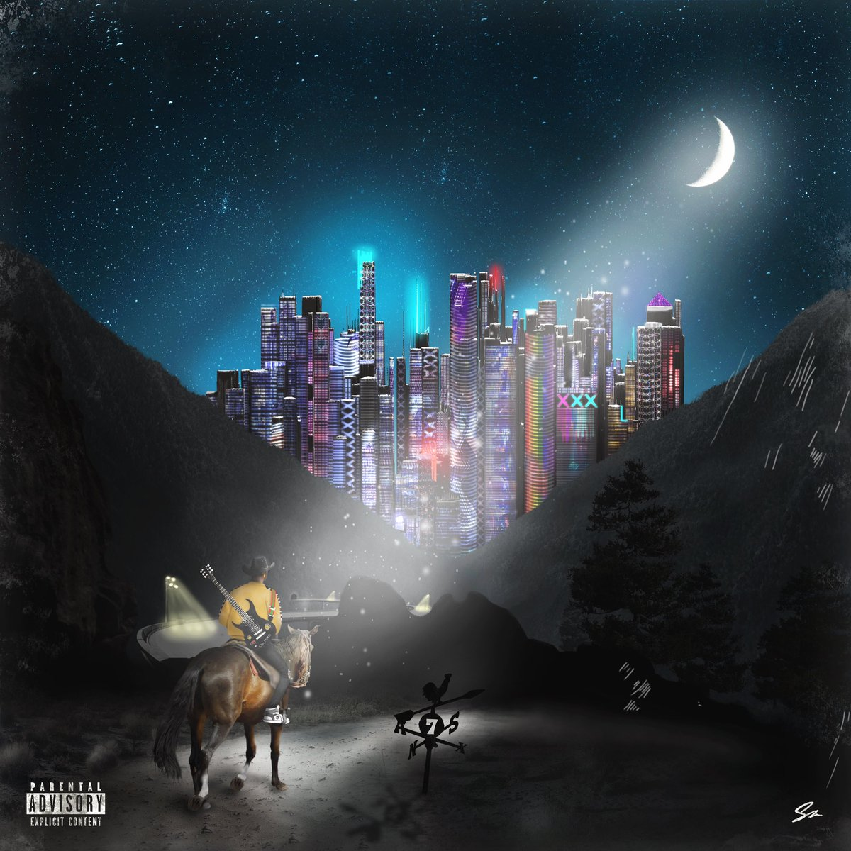 Lil Nas X releases 7 EP