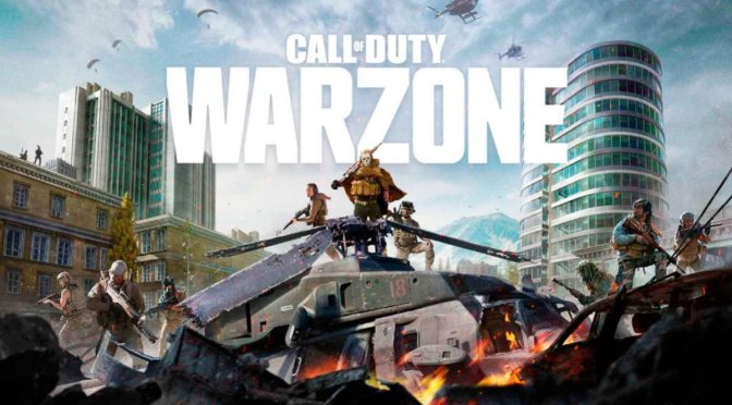 After a Month of COD: Warzone the game is still refreshingly fun